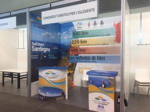 TTG Travel Experience: Stand Consorzio Turistico per l'Iglesiente #3